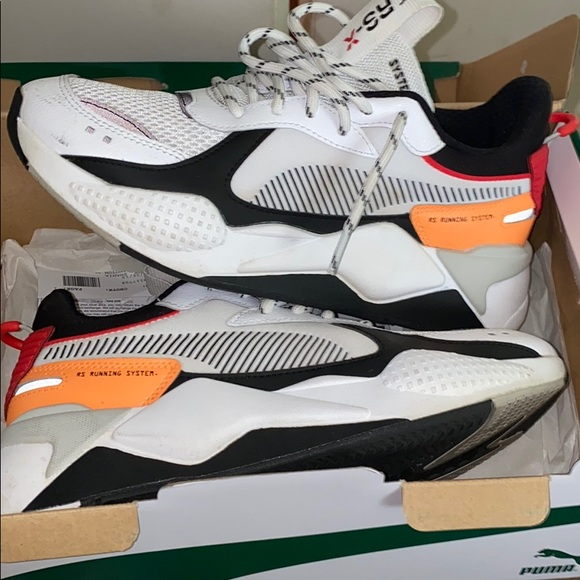 Puma Shoes | Rsx Tracks Jr | Poshmark